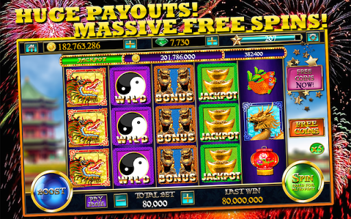 Slots™ Dragon - Slot Machines 2.5 screenshots 8