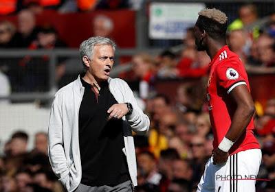 """Paul Pogba sur Mourinho : """"Solskjaer ne s'en prendrait jamais aux joueurs"""""""