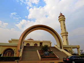 Photo: Kampala - national mosque