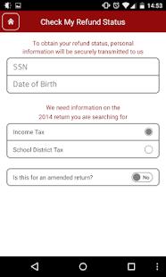 Ohio Taxes - screenshot thumbnail
