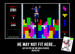 Photo: JT doesn't fit in here, he belongs on the cover of NHL13. Vote now at http://covervote.nhl.com/