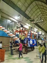 Photo: 大牟田では明日(7/26)から開催の「大蛇山祭り」で大忙し!