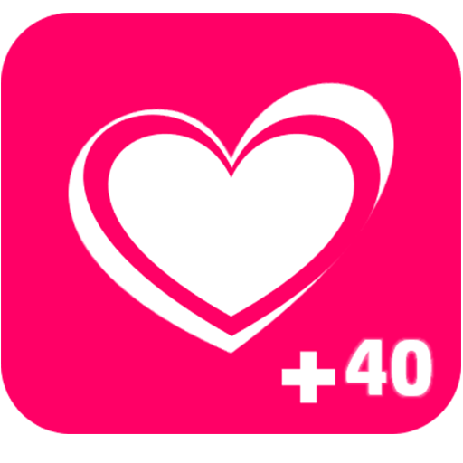 Over 40 Dating - Singles, Meet Senior People, Chat