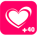 Over 40 Dating - Singles, Meet Senior People, Chat APK