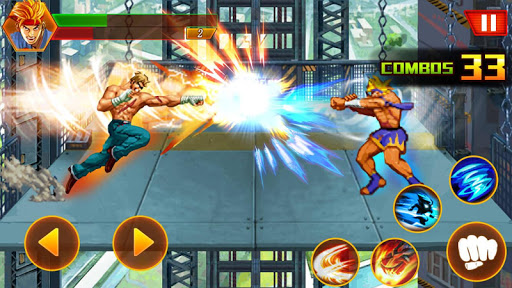 Street Boxing kung fu fighter 1.0.0 screenshots 13