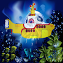 submarine fish dive in deep see APK icon
