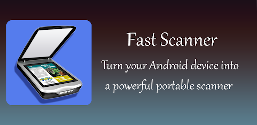 Fast Scanner Free PDF Scan Applications Sur Google Play