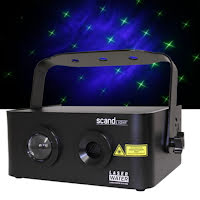 Scandlight Laser 140 WATER