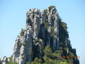 Photo: depuis le 17.05 c'est le rocher des suisses