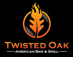 Logo for Twisted Oak American Bar & Grill