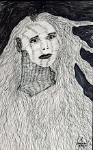 """Photo: Lost In a Lost World11"""" x 5""""2005 - 2007Pen & Ink on paper"""