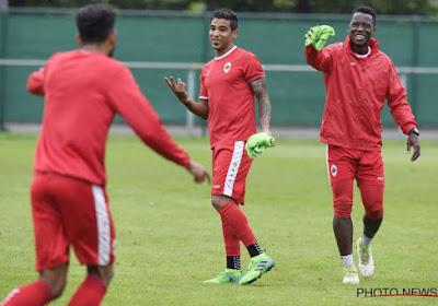 L'Antwerp a pris une décision: pas de contrat pour Ronald Vargas!