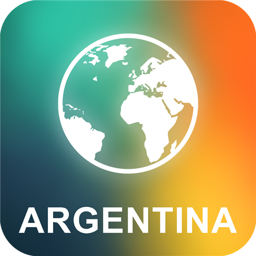 阿根廷 離線地圖 旅遊 App LOGO-硬是要APP