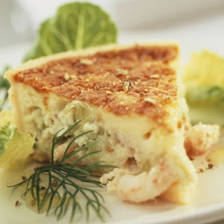 Savoury Shrimp Pie