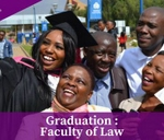 Graduation (Faculty of Law) : NWU Mafikeng Campus
