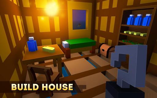 Zombie Radeau 3D  captures d'écran 1