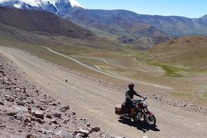 Le toit des Andes voyage moto en Argentine