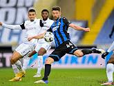 Brandon Mechele a donné la victoire au Club de Bruges contre Genk