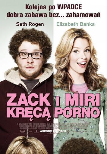 Polski plakat filmu 'Zack i Miri Kręcą Porno'