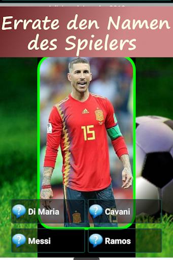 Fußball Spieler Quiz 2020 APK MOD screenshots 2