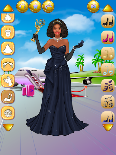 Actress Dress Up - Fashion Celebrity 1.0.7 screenshots 13
