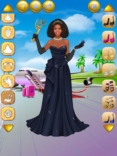 Actress Dress Up - Fashion Celebrity apktram screenshots 13