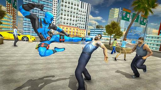 Dead Superhero Sword Fighter City Pool Mission 1.1 screenshots 6