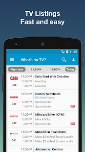 TV Listings by TV24 - US TV Guide- screenshot thumbnail