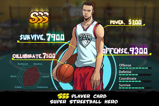 Streetball Hero - 2017 Finals MVP  screenshots 18