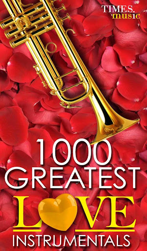 1000 Great Love Instrumentals