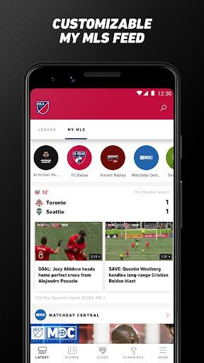 MLS MatchDay 2011 screenshot 2