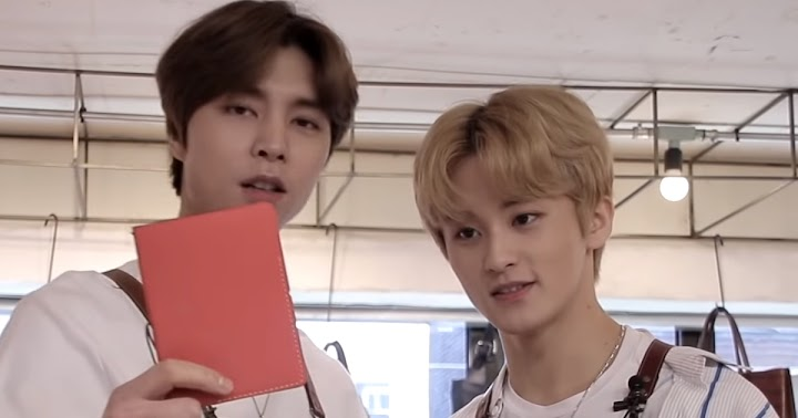 Nct Reaction To You Cursing