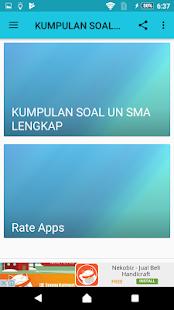 SOAL UN SMA 2017/2018 LENGKAP - náhled