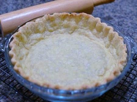 Mama's Old Fashioned Pie Crust Recipe