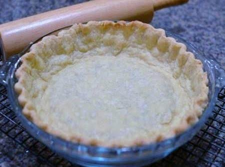 Mama's Old Fashioned Pie Crust