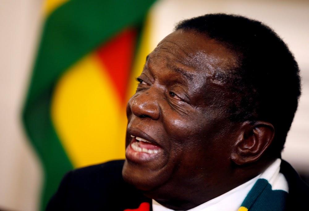 They've all got it in for Zim! I'm blameless! wails Mnangagwa
