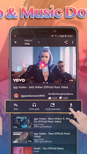 App Video, mp3, music download and listen 🎧 APK for Windows Phone