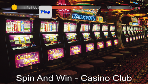 Spin And Win - Casino Club