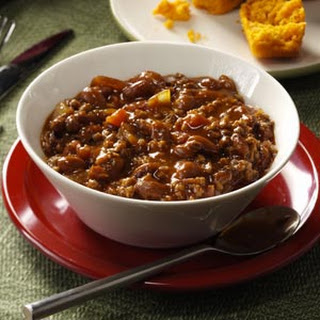 Ground Beef Chili Molasses Recipes
