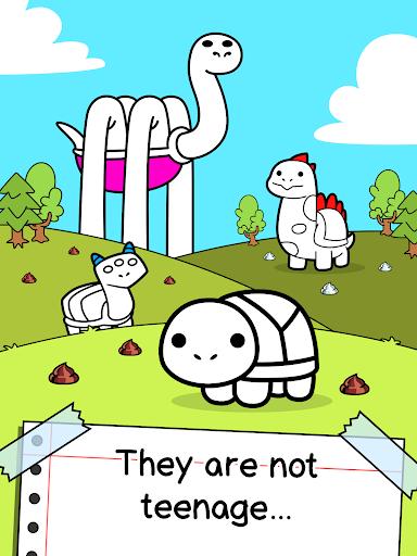 Turtle Evolution - Mutant Turtles Clicker Game 1.0.6 screenshots 5