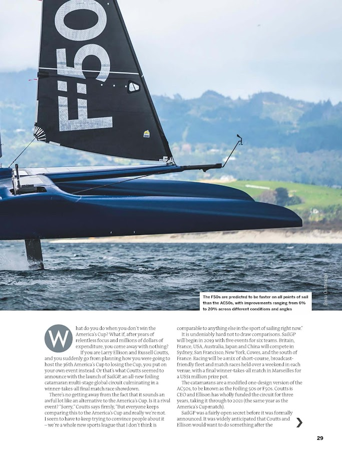 Yachting World- screenshot