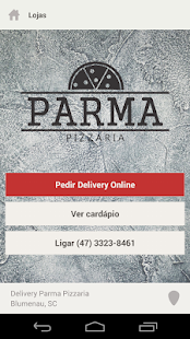 Delivery Parma Pizzaria - náhled