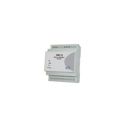 Omvandlare ethernet/RS-485 MODBUS , 4 användare