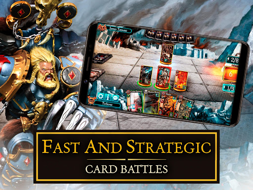 The Horus Heresy: Legions u2013 TCG card battle game 1.7.1 screenshots 13