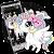 Glitter Galaxy Cute Rainbow Unicorn Theme file APK for Gaming PC/PS3/PS4 Smart TV