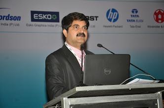 Photo: Chakravarthi AVPS, CEO & Managing Director, Ecobliss India
