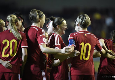 Twee geblesseerden worden opgevangen bij Belgian Red Flames: Britt Vanhamel en Jody Vangheluwe opgeroepen