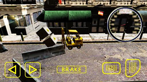 叉車模擬器