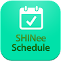 SHINee Schedule APK icon