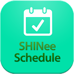 SHINee Schedule Icon